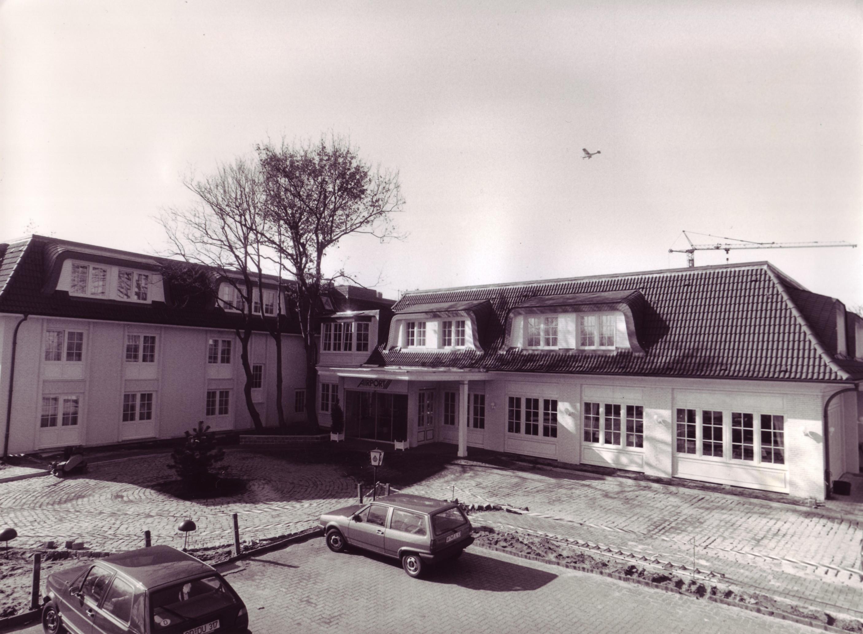 Hotel Cortyard Hamburg
