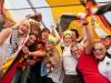 Fanfest und Public Viewing auf dem Heiligengeistfeld Hamburg © UBA Hambur