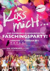 Küss Mich Faschingsparty