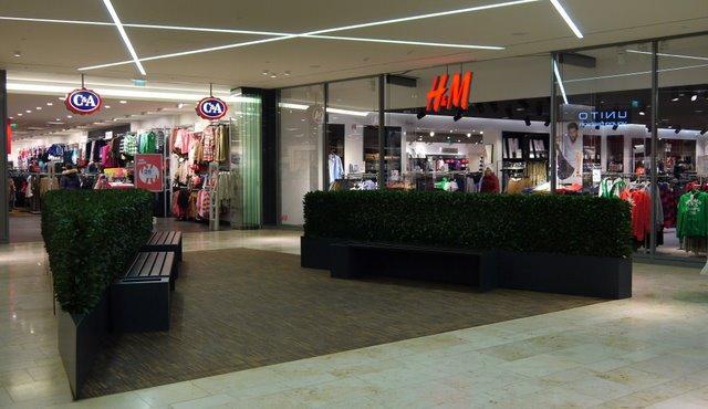 die marktplatz galerie das neue einkaufszentrum im herzen. Black Bedroom Furniture Sets. Home Design Ideas