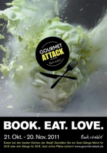 Bookatable Gourmet-Attack