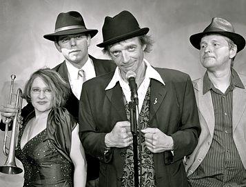 Robert Missler mit Band