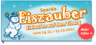 Tibarg Eiszauber 2011 Logo