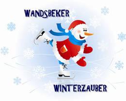 Logo vom Wandsbeker Winterzauber