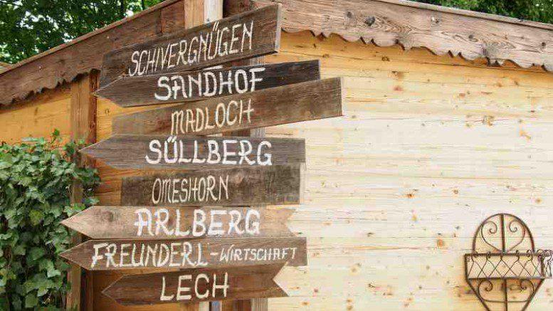 Süllberg Hamburg Blankenese