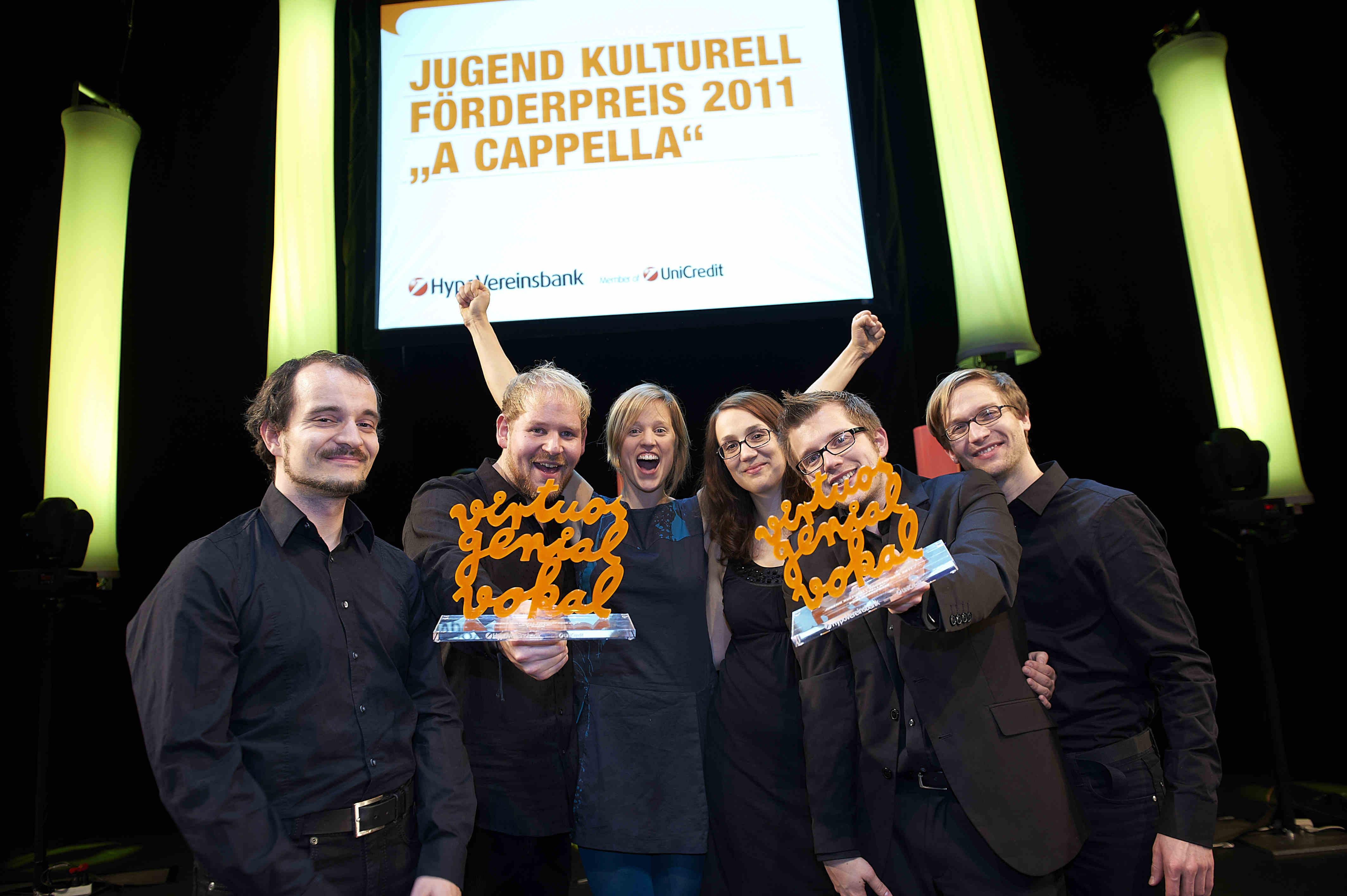 Siegerfoto des Preises Jugend Kulturell in Hamburg