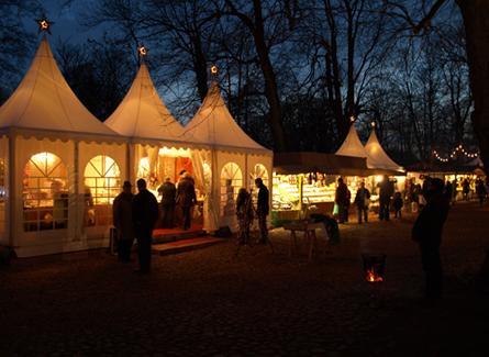 Der Weihnachtsmarkt Gut Stockseedorf