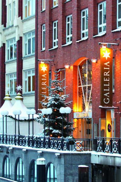 GALLERIA Hamburg Fleetterrasse