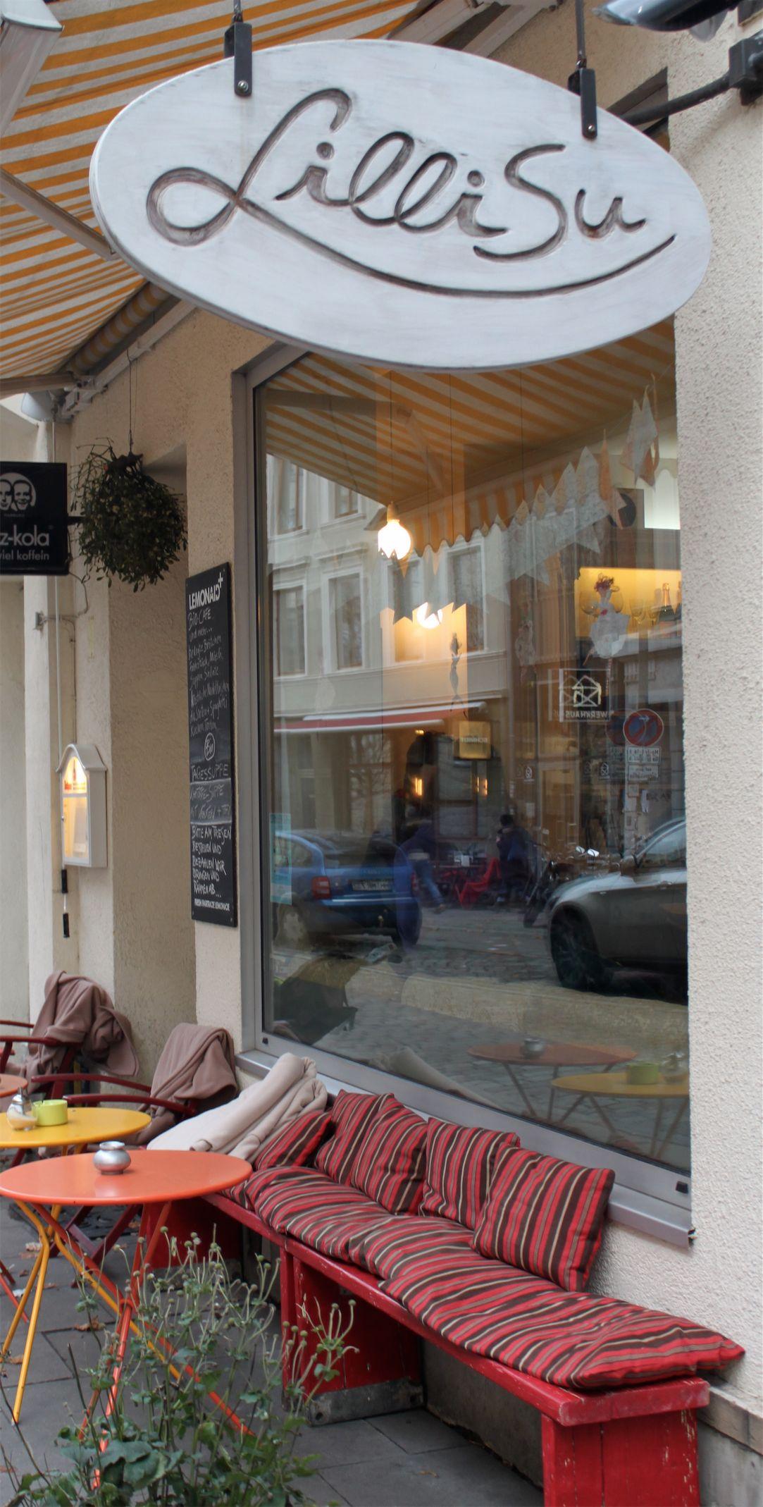 Lilli Su Bar und Café