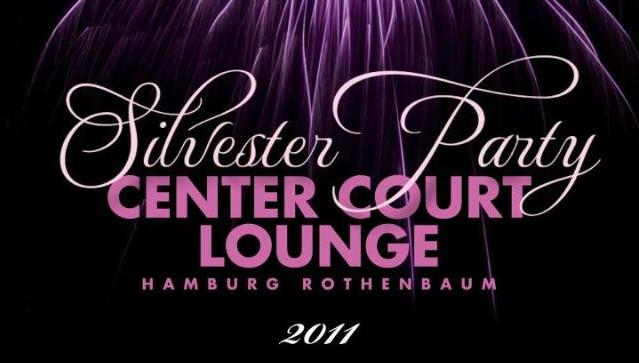 Silversterparty im Hamburger Center Court