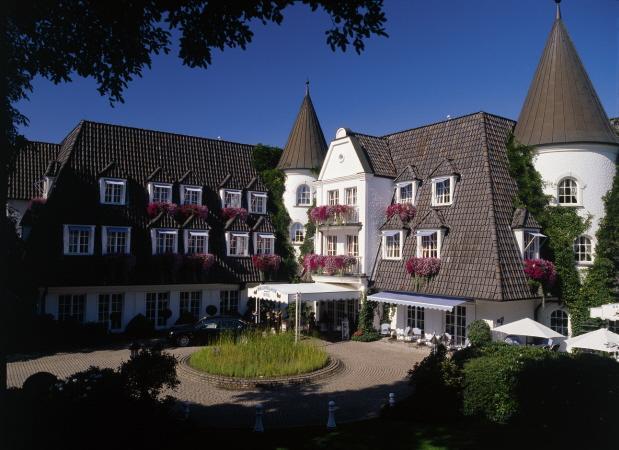 Das Landhaus Hotel Wachtelhof