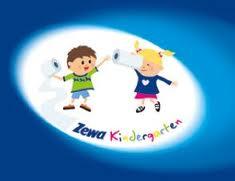 Logo von Zewa mit Kindern