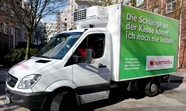 supermarkt.de Lebensmittel Online in Hamburg bestellen © supermarkt.de