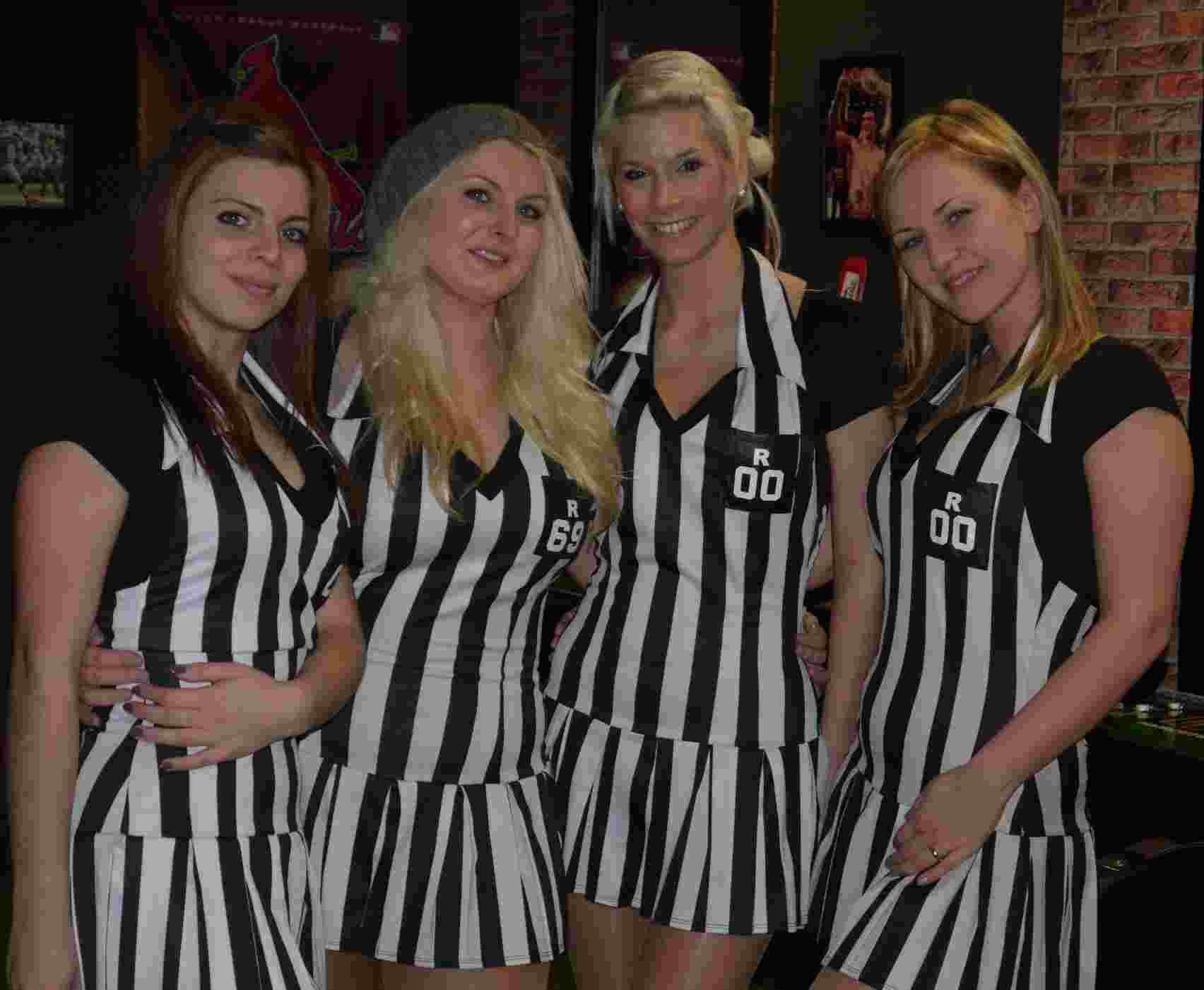 Das WHISTLER Hamburg Team