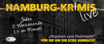 Hamburg Krimis Live (c) Dialog im Dunkel/Vitaphon