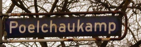 Der Poelchaukamp in Hamburg Winterhude