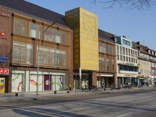 Das QUARREE Einkaufszentrum Hamburg Wandsbek