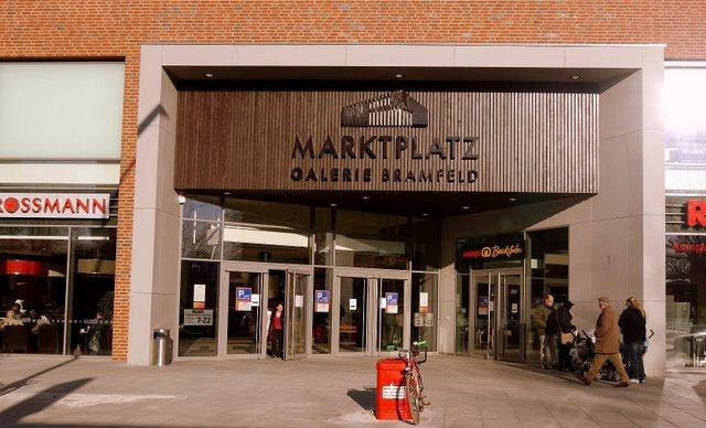 Marktplatz GALERIE BRAMFELD - Hamburg 2012