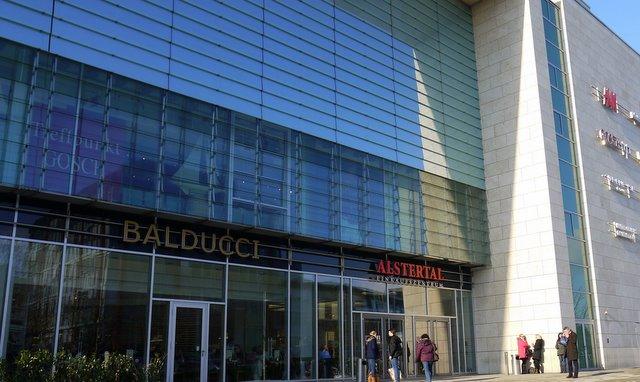Alstertal Einkaufszentrum Hamburg Poppenbüttel