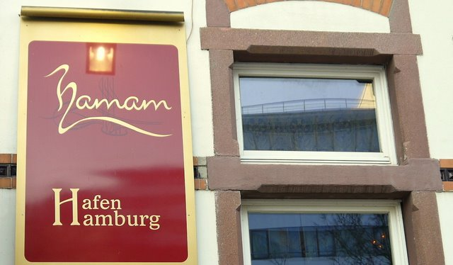 Hamman Hafen Hamburg in St. Pauli
