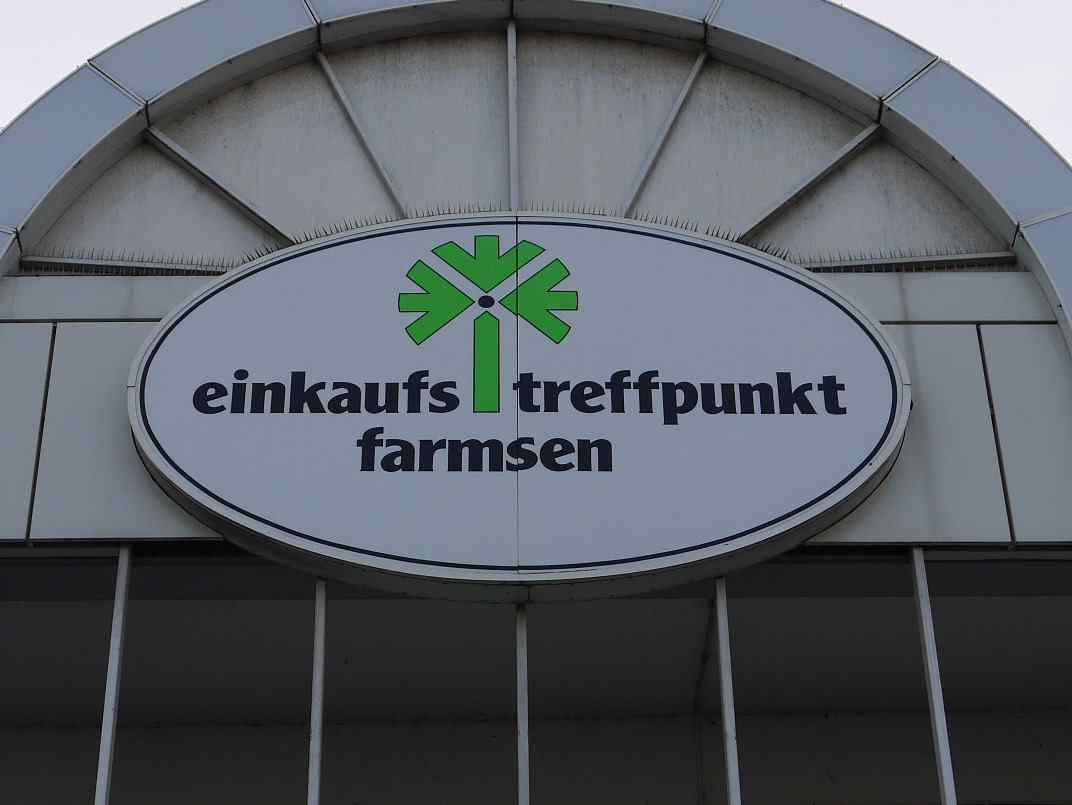 einkaufs treffpunkt Farmsen_Hamburg 2012 Ausseneingang