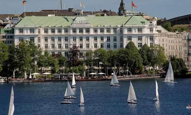 Kempinski Hotel Atlantic an der Außenalster