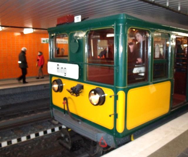 100 Jahre U-Bahn Hamburg