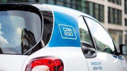 Smart von Car2Go