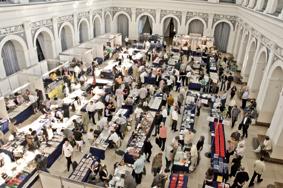 Hanseatic Money Fair 2012 ist eine Hamburger Münzenmesse