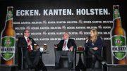 Podiumsgespärch mit Uwe Seeler bei der Holsten Brauerei in der Handelskammer