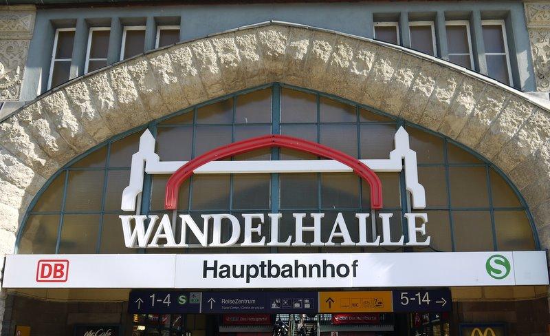 Wandelhalle Hamburg Hauptbahnhof © Norbert Schmidt