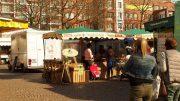 Hamburg Winterhude - Biowochenmarkt