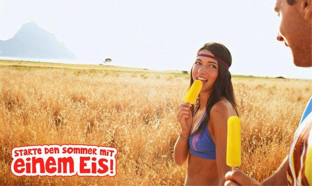 Langnese Eis - So schmeckt der Sommer