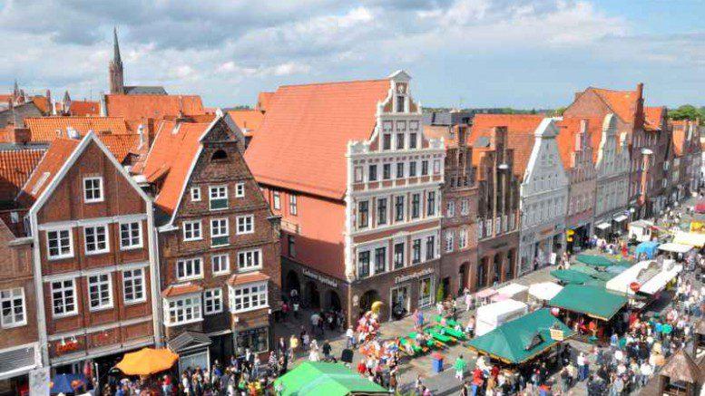 Verkaufsoffener Sonntag in Lüneburg