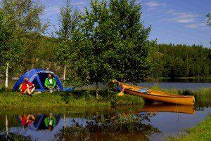 Camping in Schweden © Goran+Assner-VIEW - TT-Line