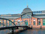 Fischauktionshalle Hamburg Wasserseite (c) Jens Stacklies Veranstaltungsservice