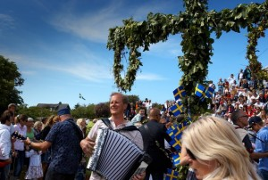 Midsommer-Fest in West-Sweden ©Jonas+Ingman