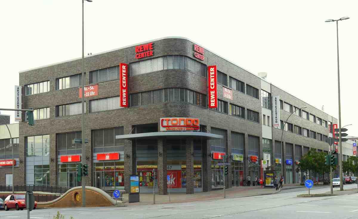 Das EKZ Tondo Foto: ganz-hamburg.de