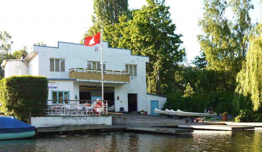 Kübis Bootshaus