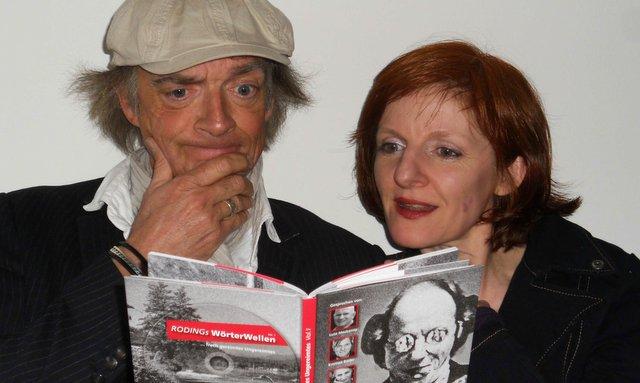 Katharina Schuhmacher und Robert Missler