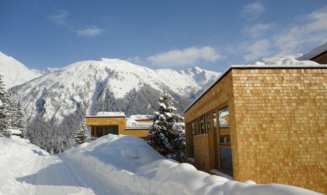 Chalet mit Bergblick Gradonna Mountain Resort © Hotel