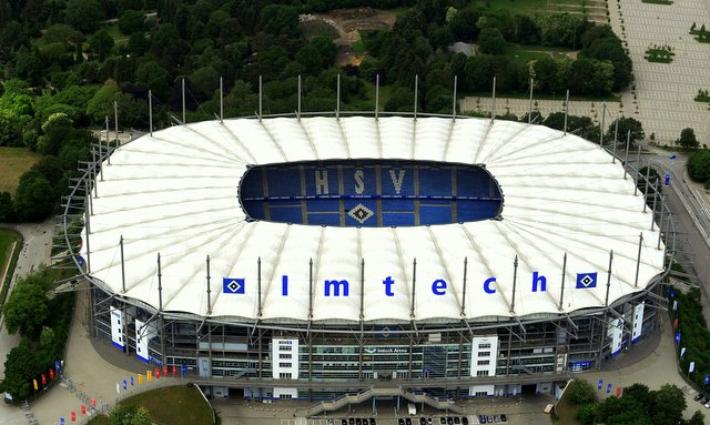 Imtech Arena © HSV