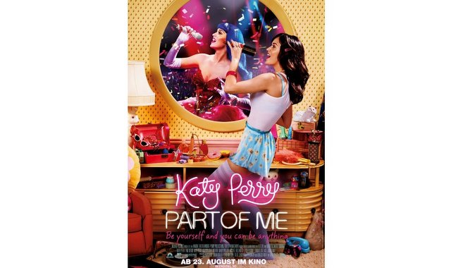 KATY PERRY - Part of Time - Film in Hamburg