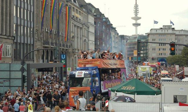 Hamburg Pride Parade (c) Hamburg Pride