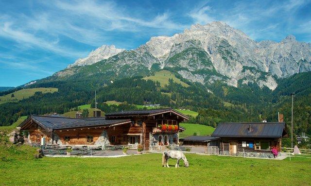 AsitzBräu - Europas höchst gelegenes Brauhaus (c) Hotel
