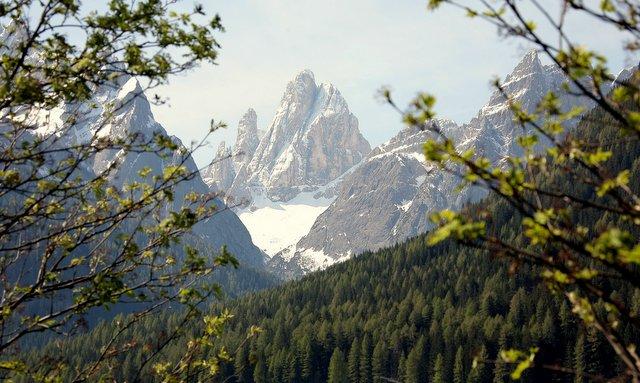 Mountainbike Touren in den Dolomiten (c) Hotel