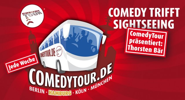 Stand-up Comedy im CinemaxX Hamburg