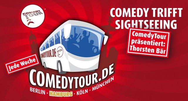 Stand-up Comedy im CinemaxX Hamburg