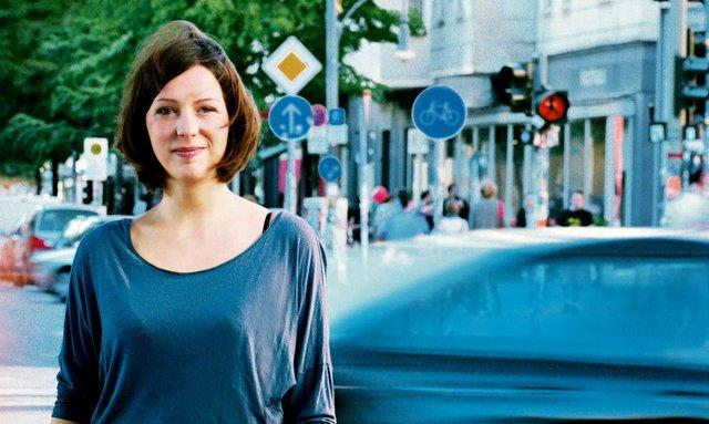 Jeanette Hubert tritt im Bricks im Renaissance Hotel Hamburg auf Foto: Hotel