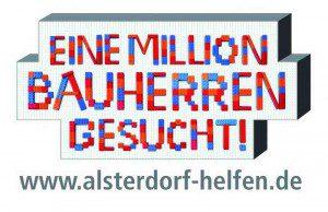 Eine Million Bauherren gesucht